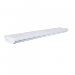 "40W 48"" LED Wraparound Fixture, Dimmable, 4000K, 4000 Lumens"