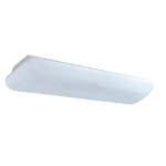 "40W LED 51"" x 8"" Surface Mounted Puff Fixture, 4000K, 3520 Lumens"