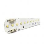 52W 2' x 4' LED Troffer Retrofit Kit, Dimmable, 4000K, 5280 Lumen