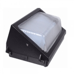 80W LED Wall Pack, 5000K, 8800 Lumens