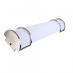 "34W LED 48"" Ringed Vanity Light, 3000K, 3400 Lumens"