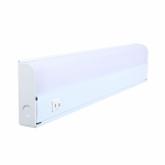 "18W 42"" Thinline LED Undercabinet Fixture, Dimmable, 4000K"