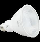 17W PAR38 REFINE Series Dimmable LED Bulb, 3000K, 40 Deg Beam Angle