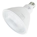 19W PAR38 High Output LED Bulb, 2700K, 25 Deg Beam Angle