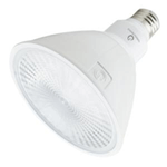 19W PAR38 High Output LED Bulb, 4000K, 25 Deg Beam Angle