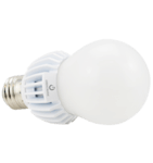 9W A19 Universal 277V LED Bulb, 3000K, 300 Deg Beam Angle