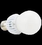 9W A19 Universal 277V LED Bulb, 4000K, 300 Deg Beam Angle