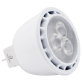 3W MR11 LED Bulb, 2700K, 30 Deg  Beam Angle