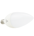 5W B11 Frosted Dimmable LED Bulb, 2700K, 275 Deg Beam Angle