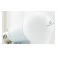 9W A19 Universal 277V LED Bulb, 2700K, 300 Deg Beam Angle