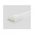5.5W 4-Pin LED PLS Bulb, 500 lm, Direct Line Voltage, 3500K