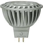 25 Degree, 3000K, 8.5W MR16 LED Bulb, Dimmable, 580 Lumens