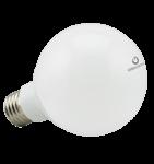 6W G25 Decorative Dimmable LED Bulb, 2700K, 275 Deg Beam Angle