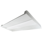 40W ELEVATE Series 2X4' Recessed Lay-In Troffer, 4000K, White