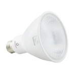 13W PAR30 LED Bulb, Flood, Dimmable, 4000K