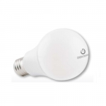 8W LED A19 Bulb, Dimmable, 4000K