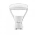 9.5W LED BR30 Bulb w/ GU24 Base, Dimmable, 2700K