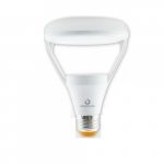 9.5W LED BR30 Bulb w/ E26 Base, Dimmable, 2700K