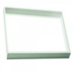 1x4' LED Troffer Drywall Frame