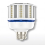 37W LED Corn Bulb for Post Top Lamps, Mogul Base, 3000K