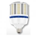 37W LED Corn Bulb for Post Top Lamps, Mogul Base, 4000K