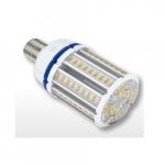 54W LED Corn Bulb for Post Top Lamps, Mogul Base, 3000K