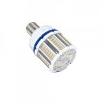 100W LED Corn Bulb, Mogul Base, 5000K