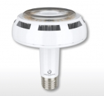35W LED Low Bay Light HID Replacement, Bypass, Mogul Base, 5000K
