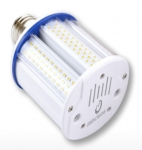 20W LED Corn Bulb for Wall Pack, E26 Base, 5000K
