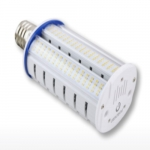 40W LED Corn Bulb for Wall Packs, E26 Base, 5000K