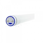 12W 3 Foot T8 LED Tube, Ballast Bypass, Frosted, 4000K