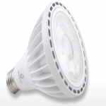 19.5W PAR30 LED Bulb, Narrow Flood Beam, E26 Base, 3000K