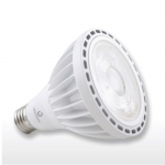 19.5W PAR30 LED Bulb, Flood Beam Angle, E26 Base, 3000K