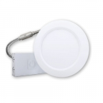 12W 6 Inch ThinFit LED Downlight, JA8, Dimmable, 3500K
