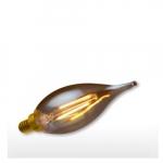4.5W Amber BA11 LED Filament Bulb, 2000K