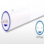 9.5W 2 Foot LED T5 Tube w/ Multi Bi-Pin G5 Base, 4000K
