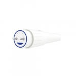 13W 4ft LED T8 Tube, Dimmable, 1700 lm, Direct Line Voltage, Single End, 3000K