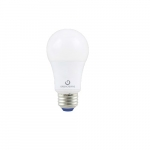 9W LED A19 Bulb, Dimmable, 820 lm, 3000K, 92 CRI