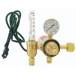 CGA 320 Carbon Dioxide Heated Regulator/Flowmeter