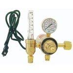 CGA 320 Carbon Dioxide Heated Regulator/Flowmeter