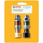 Fuel Gases, Oxygen Quick Connector Set