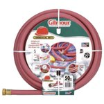 50 Foot 3/4 Inch 4-Ply Kink resistant Full-Flo Water Hose