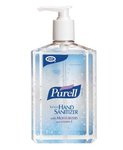 Purell Advanced Instant Hand Sanitizer, 8 Oz, Citrus