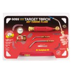 Brazing, Soldering Target Air-Acetylene Torch Outfit