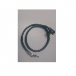 4-ft 3-Prong Dryer Cord, 2 AWG-1 AWG, Gray