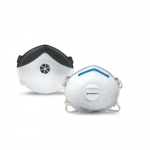 Saf-T-FIT Plus Particle Respirator, N95 Rated, Medium/Large