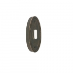 Doorbell Button, Large Oval, Oil Rubbed Bronze