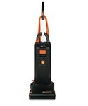 "Insight Bagged Upright Vacuum Cleaner, 13"" Cleaning Path, 10 AMP, 20lb, Black"