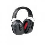 VeriShield 100 Series Passive Earmuffs, 30 NRR, Black