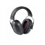 VeriShield 100 Series Passive Earmuffs, 24 NRR, Black
